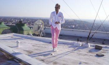 sur le toit de The Hotel avec La Maison Degand