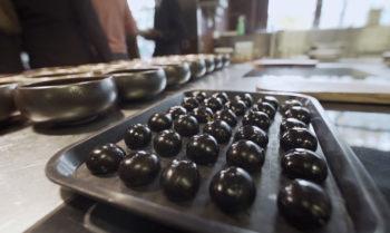 6 chefs d'exception se réunissent pour sublimer le Caviar Mailian