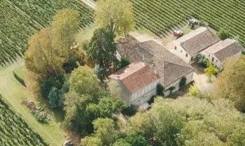 Sur les traces du vigneron Jean-Noel Boidron au château Corbin Michotte !
